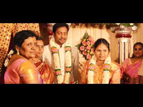 Sudhakar+Poongodi Wedding Highlights Photo Image Pic