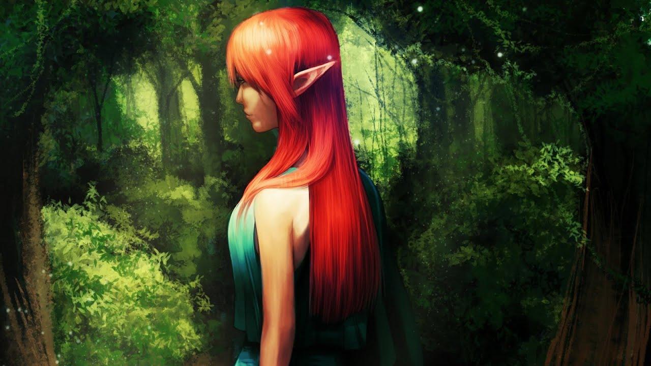 Ginger Fantasy World