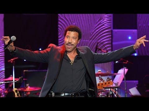 Lionel Richie Exclusive Interview! Part 3