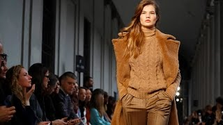 Max Mara | Fall Winter 2017/2018 Full Fashion Show | Exclusive