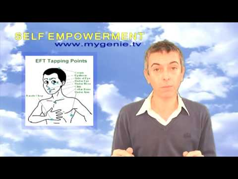 Self Empowerment #6: Feel Good Fast! 'How-To' EFT Tapping Guide! Video