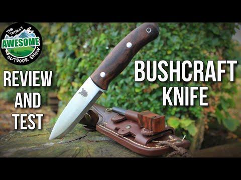 Bushcraft Knife Review - TBS Boar | TA Outdoors