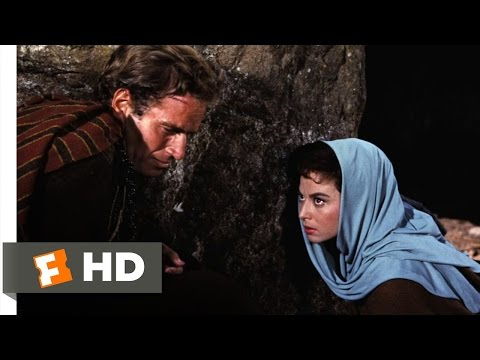 Ben-Hur (6/10) Movie CLIP - The Valley of the Lepers (1959) HD