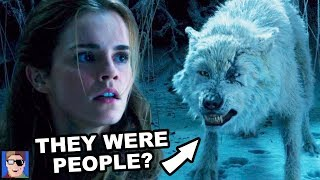 The Truth About The Wolves In Beauty and the Beast | Disney Theory