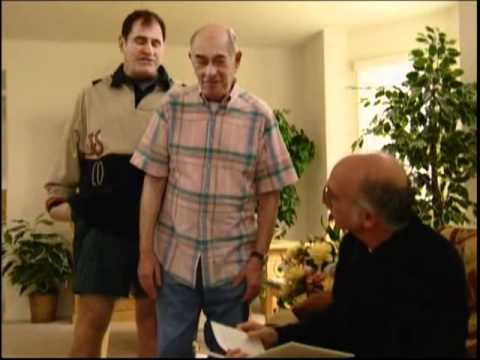 "The ""Stop and Chat"" - Curb Your Enthusiasm"