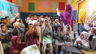 Scenes from schools around the world