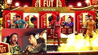 FIFA 19: OMG! Die BESTEN PLAYER PICKS 😱🔥 FUT CHAMPIONS REWARDS!