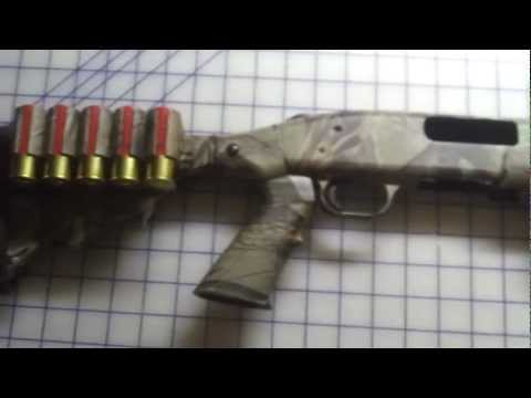 Mossberg 535 Tactical Turkey 12 gauge Realtree Hardwoods HD Thoughts and Review