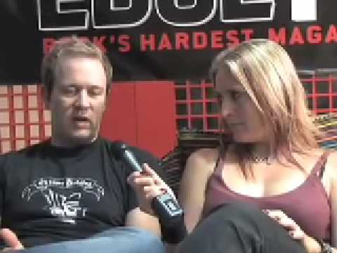 Metal Edge TV presents: Dethklok's Brendon Small
