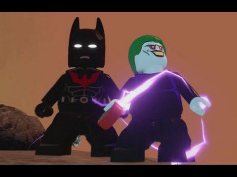 Lego Batman 3 Character Packs Lego Batman 3 Batman of The