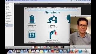 چرا سرطان معده میگیریم Gastric cancer Farsi