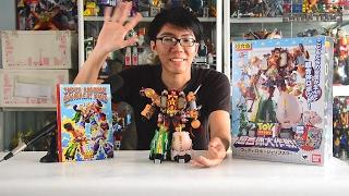 [TMT][323] Giới thiệu Chogokin Toy Story - Woody Robo Sheriff Star! Câu chuyện đồ chơi! (EngSub)