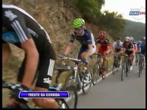 Tour Of The Algarve 2012, Stage 3 Final Climb.