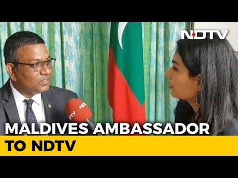 """India Was Offered First Visit By Envoy, Said Not Now: """"Hurt"""" Maldives"""