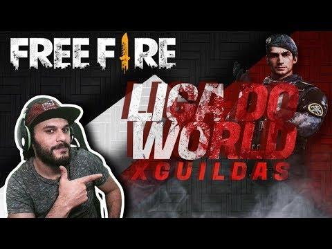 Play this video рFREE FIRE - р LIGA DO WORLD р CAMPEONATO GUILDAS р 37K