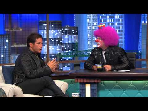 Fernando Carrillo habla sobre Catherine Fulop