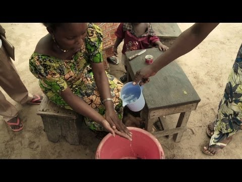 In DR Congo, empowering communities to improve water sanitation
