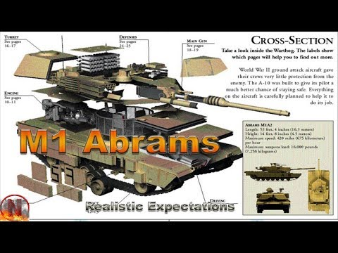 WT || M1 Abrams - Realistic Expectations thumbnail