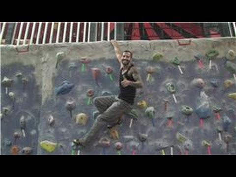 Rock Climbing : How to Dyno in Rock Climbing