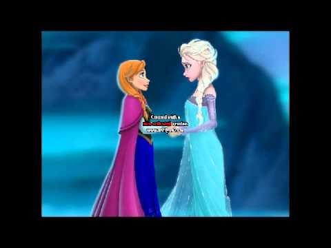 Part from Frozen:Do you wanna build a snowman? (Finnish own lyrics for MissyFanja)