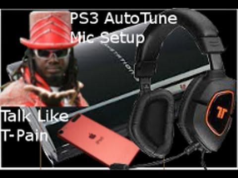 PS3 AutoTune Mic Setup (FaTaL_WeaPonZ)
