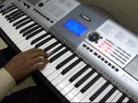 Play in Keyboard - Tamil - Valli - Ennulle Ennulle Song