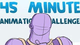 Thanos Making Ramen