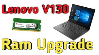 Lenovo V130 laptop Ram upgrade ||Srlaptopcare||