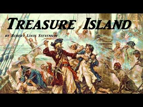 Treasure Island - Full Audiobook By Robert Louis Stevenson - Adventure   Pirate Fiction video