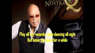 Watch Quincy Jones Its My Party video