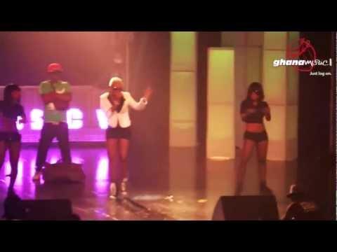Itz Tiffany - - MTN 4Syte TV Music Video Awards 2012