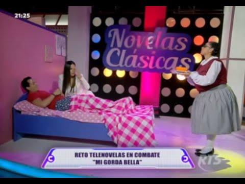Combate RTS - Reto Telenovelas: ''Mi Gorda Bella''