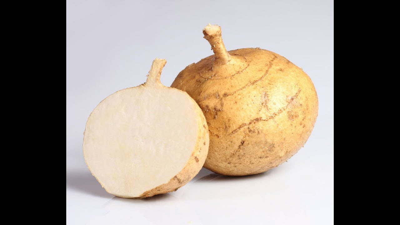 how to eat jicama root