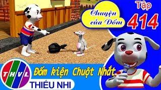 THVL | Chuyện của Đốm - Tập 414: Đốm kiện Chuột Nhắt