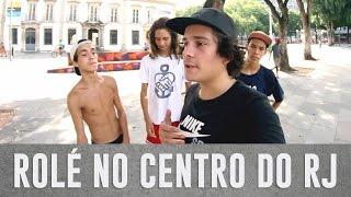 Centro do Rio com Sergio Santoro, Gian, Marcus e Kedinha