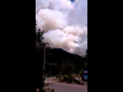 Colorado wildfire rages across the state - Worldnews.