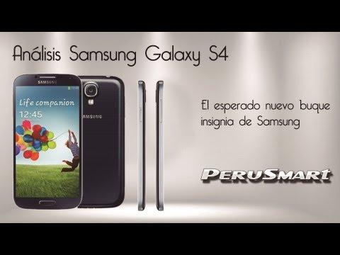 [Peru Smart] [Análisis] Samsung Galaxy S4 - Review i9500 [Español]