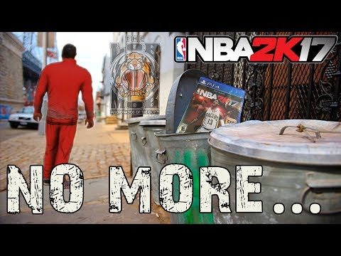 Why I'm Not Playing NBA 2K17 Anymore