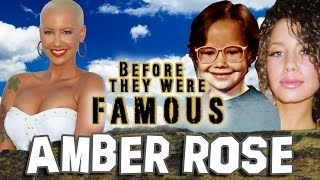 Download AMBER ROSE - Before They Were Famous - BIOGRAPHY 3Gp Mp4