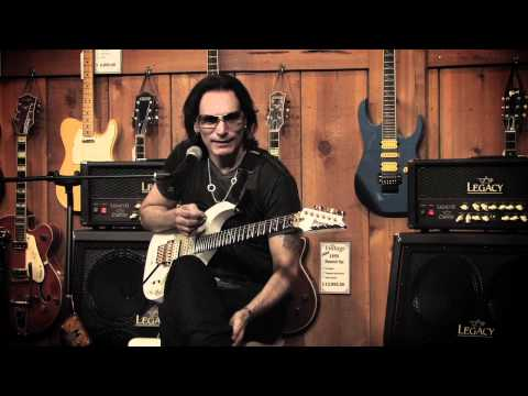 Steve Vai how To Be Successful Private Sessions Guitar Center video