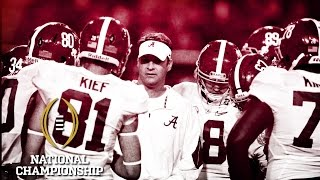 Lane Kiffin On Nick Saban | Alabama National Champions