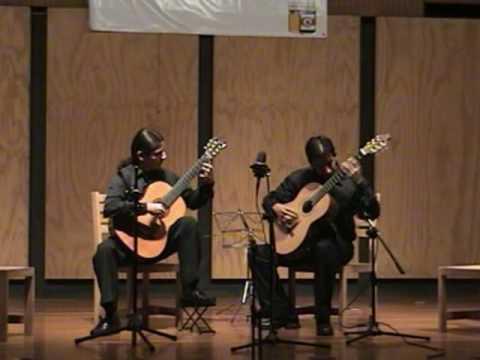 Porro - Gentil Montaña (2 guitarras)