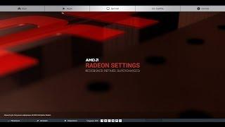 Как настроить видеокарту для игр AMD Radeon HD 7800 Series НОВЫЙ ДРАЙВЕР 2015 ГОДА!