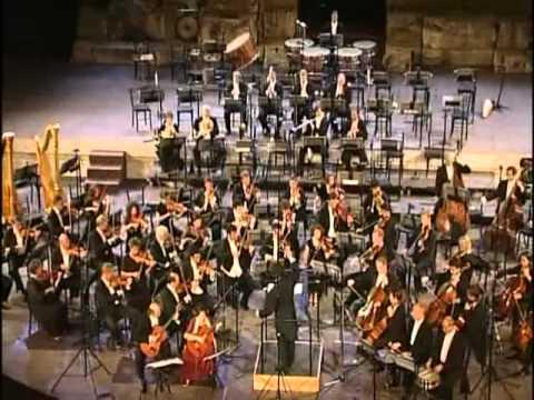 Dimitris Dragatakis: Concerto for 2 guitars (1st mvt.) - Evangelos&Liza