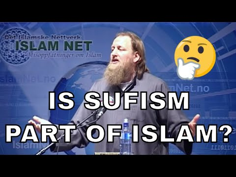 Is Sufism a part of Islam? - Q&amp;A - Abdur-Raheem Green