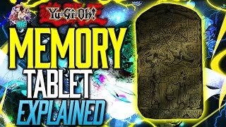 Yu-Gi-Oh! - Memory Tablet (Tablet of Lost Memories) Explained