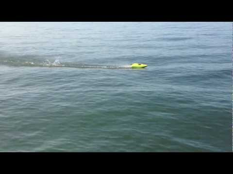 Fishing With an R/C Boat and Bobber