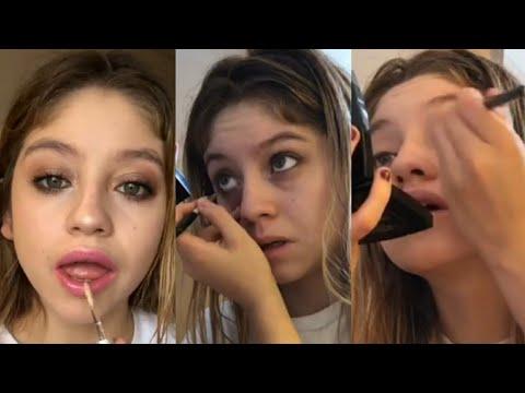 Tutorial Maquillaje - Karol Sevilla