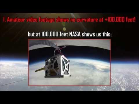 10 problèmes avec le globe, preuve de la Terre plate (geoshifter)