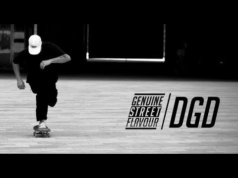 "DGD - ""Genuine Street Flavour"" (Italian Skateboarding)"